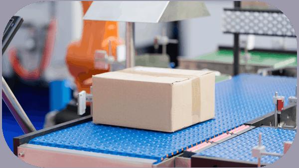 Industria Paquetería